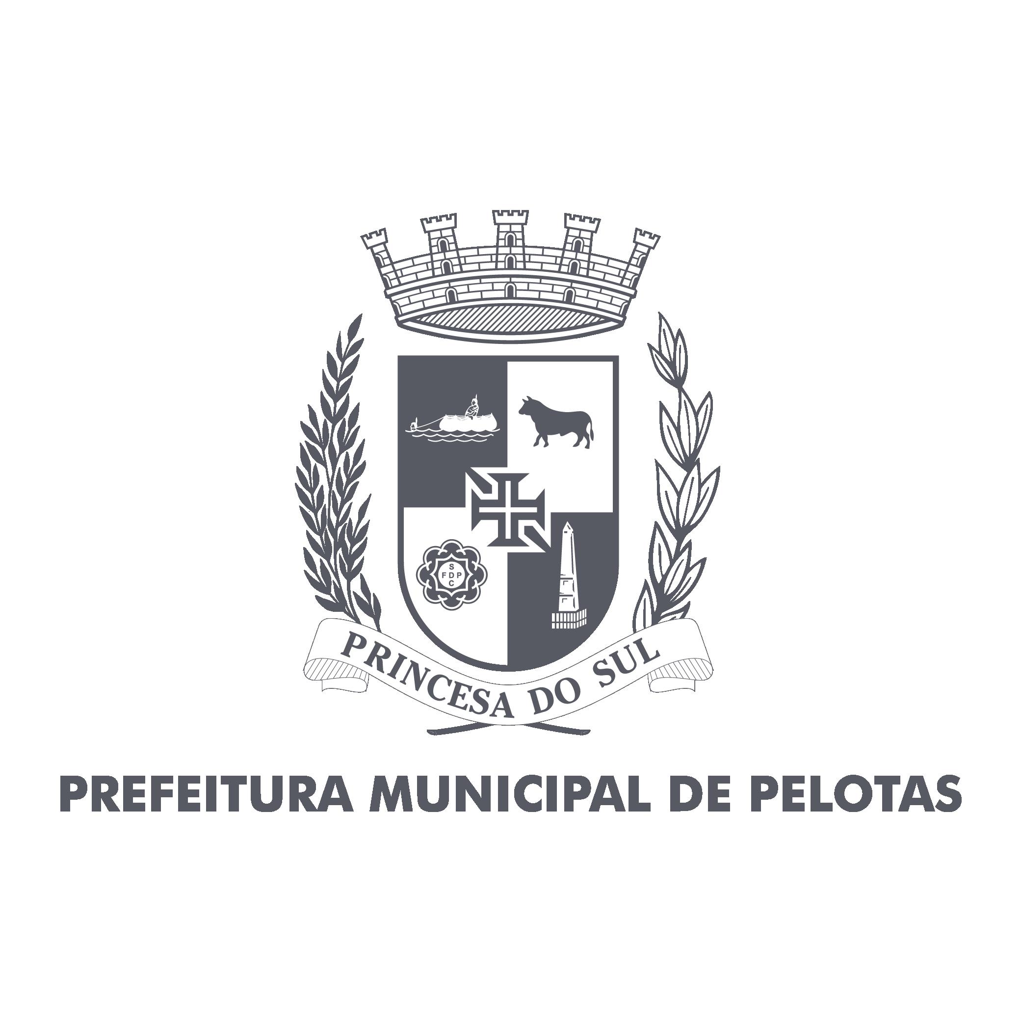 Logo prefeitura de pelotas